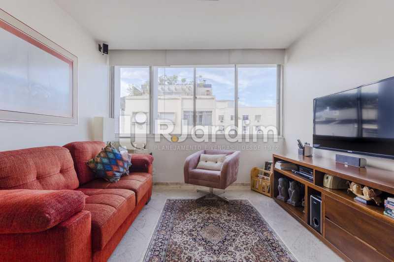 Sala de TV - Apartamento à venda Rua Santa Clara,Copacabana, Zona Sul,Rio de Janeiro - R$ 1.850.000 - LAAP40668 - 6