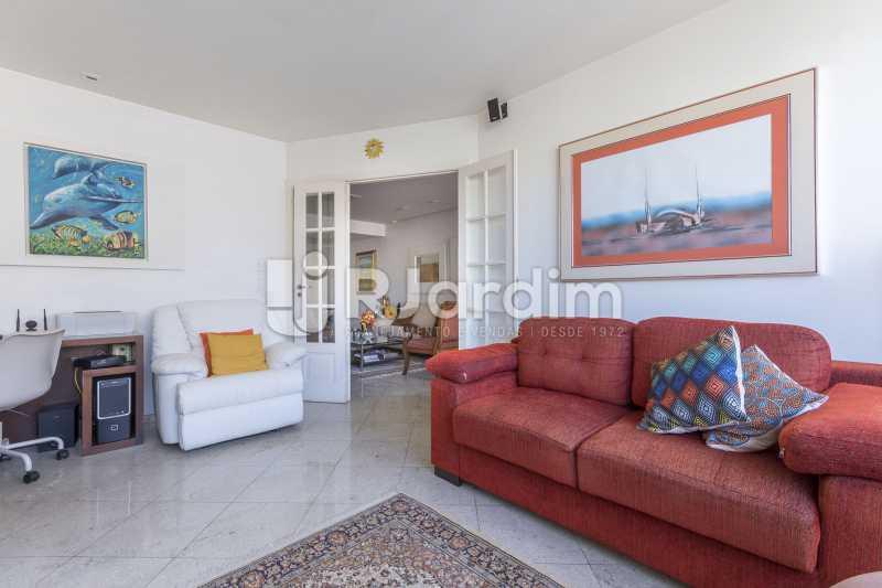 Sala de Tv - Apartamento à venda Rua Santa Clara,Copacabana, Zona Sul,Rio de Janeiro - R$ 1.850.000 - LAAP40668 - 7