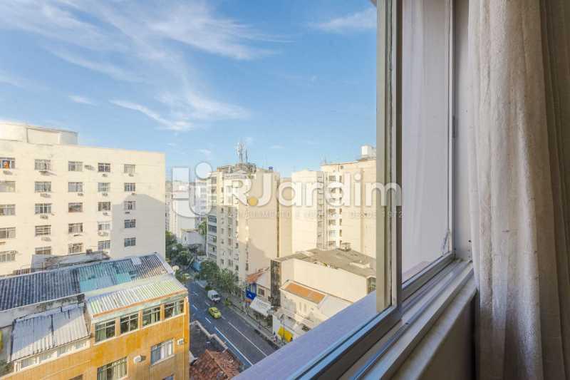 Vista sa janela - Apartamento à venda Rua Santa Clara,Copacabana, Zona Sul,Rio de Janeiro - R$ 1.850.000 - LAAP40668 - 10