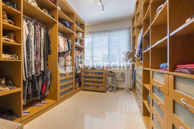 Quarto de vestir - Apartamento à venda Rua Santa Clara,Copacabana, Zona Sul,Rio de Janeiro - R$ 1.850.000 - LAAP40668 - 12