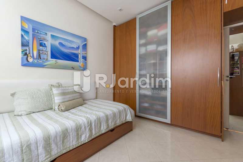 Quarto 1 - Apartamento à venda Rua Santa Clara,Copacabana, Zona Sul,Rio de Janeiro - R$ 1.850.000 - LAAP40668 - 15