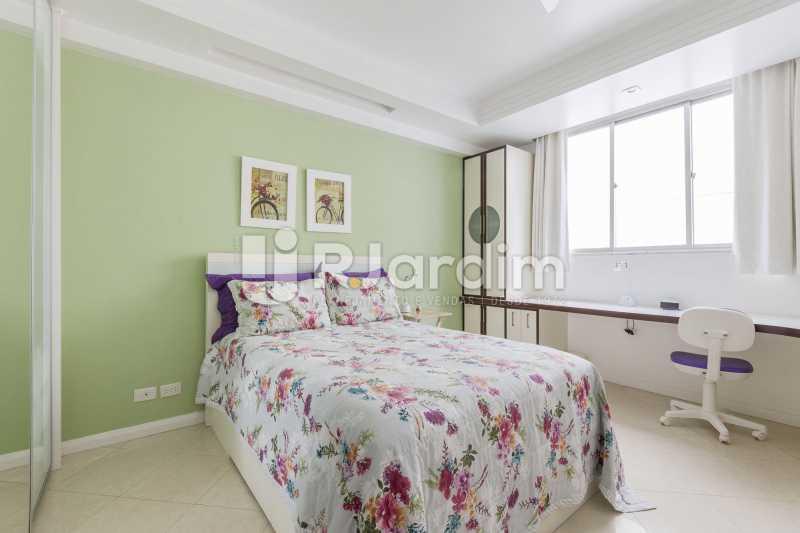 Quarto 2 - Apartamento à venda Rua Santa Clara,Copacabana, Zona Sul,Rio de Janeiro - R$ 1.850.000 - LAAP40668 - 17