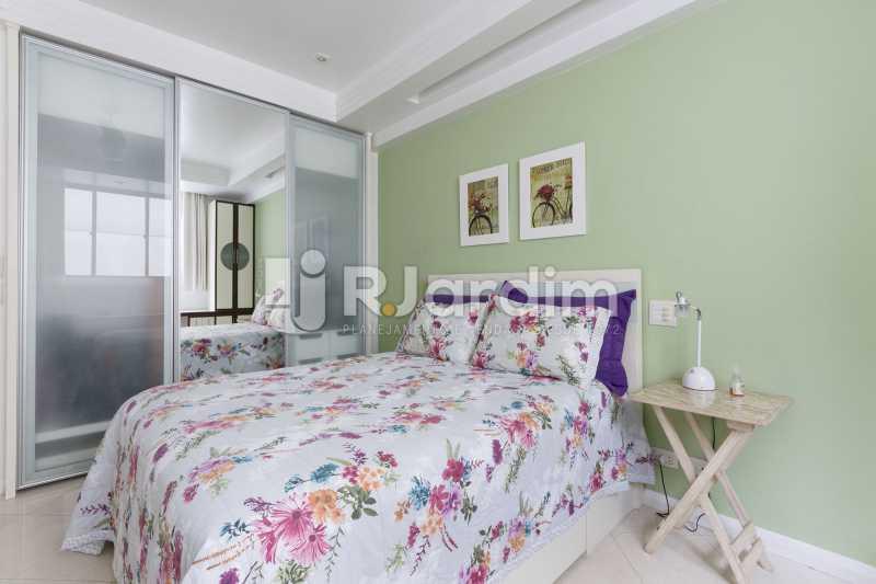 Quarto 2 - Apartamento à venda Rua Santa Clara,Copacabana, Zona Sul,Rio de Janeiro - R$ 1.850.000 - LAAP40668 - 18