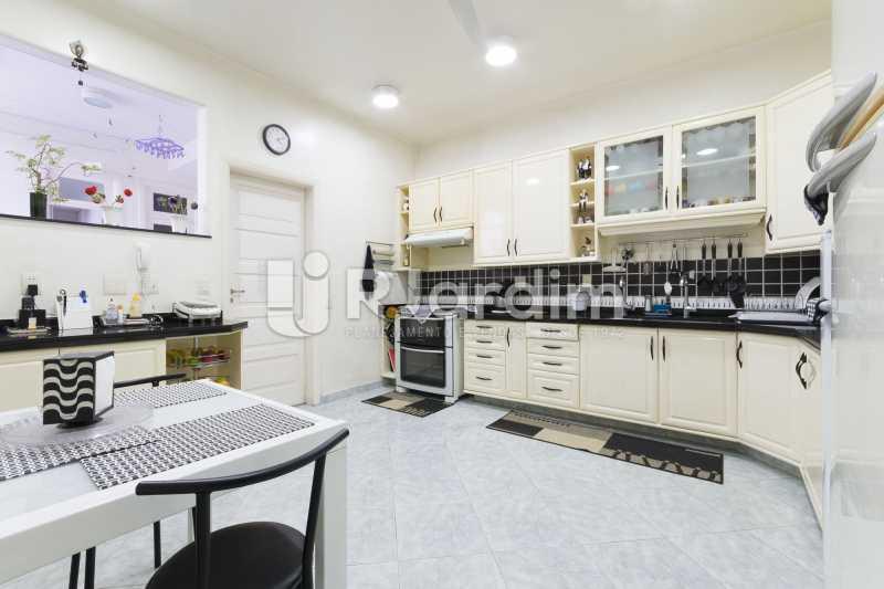 Copa/cozinha - Apartamento à venda Rua Santa Clara,Copacabana, Zona Sul,Rio de Janeiro - R$ 1.850.000 - LAAP40668 - 19