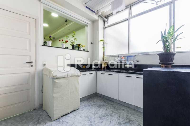 [Area de serviço - Apartamento à venda Rua Santa Clara,Copacabana, Zona Sul,Rio de Janeiro - R$ 1.850.000 - LAAP40668 - 22