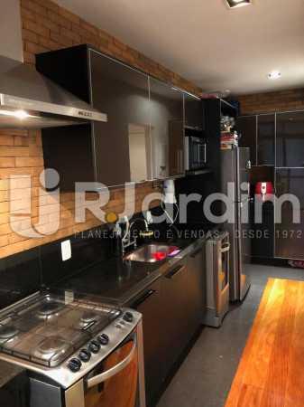 cozinha  - Compra Venda Avaliação Imóveis Apartamento Lagoa 1 Quarto - LAAP10295 - 13