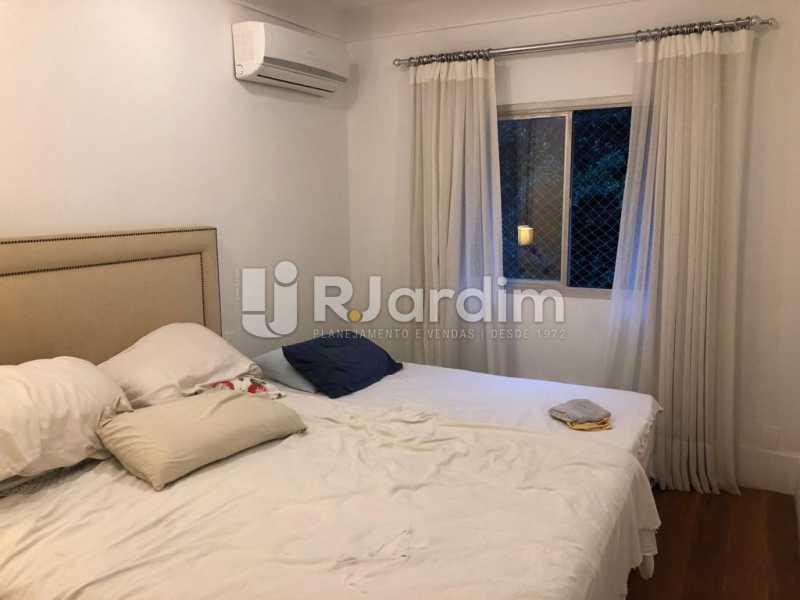 suíte  - Compra Venda Avaliação Imóveis Apartamento Lagoa 1 Quarto - LAAP10295 - 10