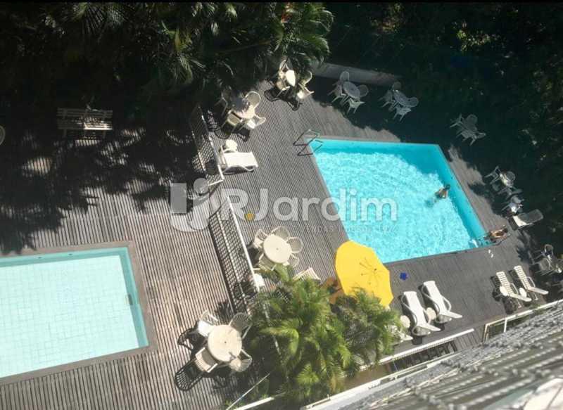 piscinas ( infantil /adultos) - Compra Venda Avaliação Imóveis Apartamento Lagoa 1 Quarto - LAAP10295 - 16