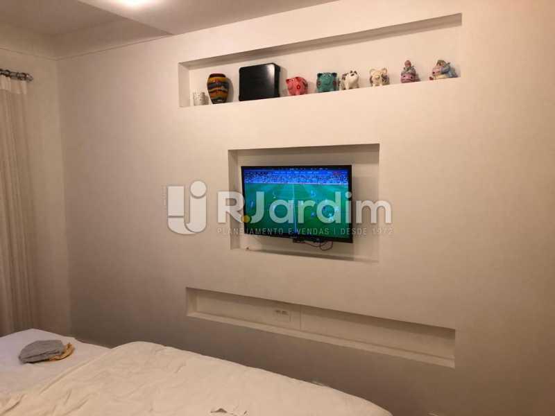 suíte  - Compra Venda Avaliação Imóveis Apartamento Lagoa 1 Quarto - LAAP10295 - 11