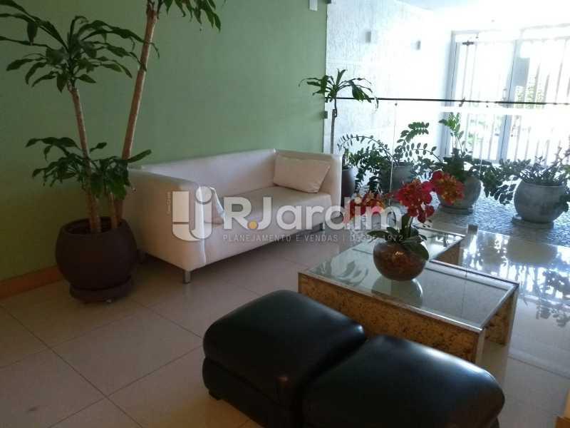 portaria  - Compra Venda Avaliação Imóveis Apartamento Lagoa 1 Quarto - LAAP10295 - 21