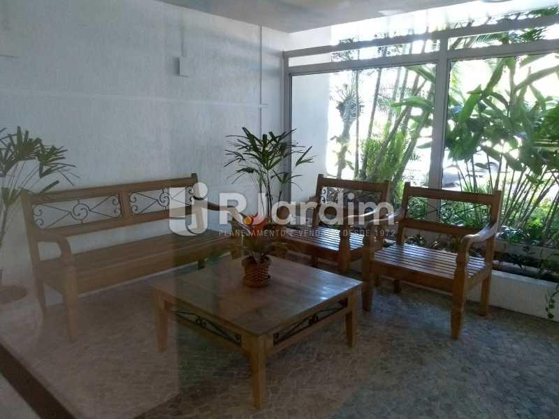 portaria - Compra Venda Avaliação Imóveis Apartamento Lagoa 1 Quarto - LAAP10295 - 24
