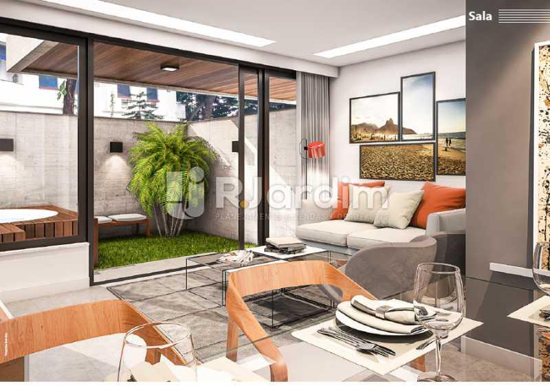 SALA - Apartamento À VENDA, Ipanema, Rio de Janeiro, RJ - LAAP21236 - 3