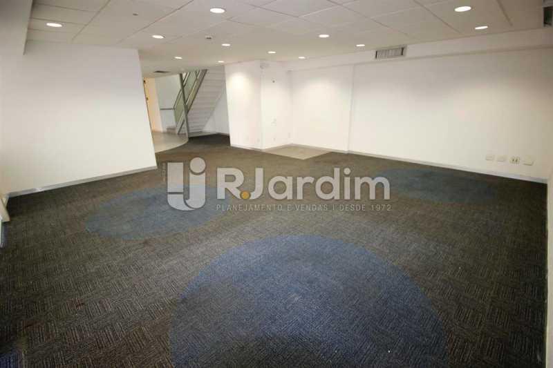 Salão - Loja Comercial Barra da Tijuca Aluguel Administração Imóveis - LALJ00117 - 5