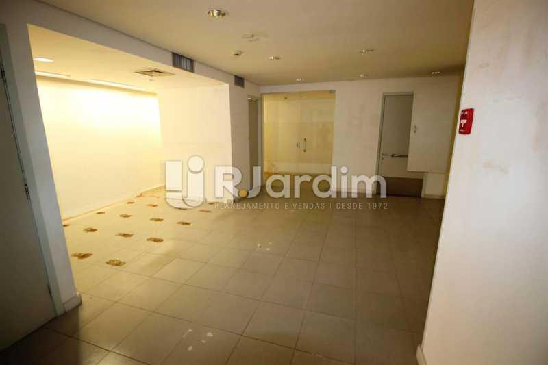 Salão - Loja Comercial Barra da Tijuca Aluguel Administração Imóveis - LALJ00117 - 6