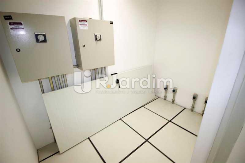 Sala de força - Loja Comercial Barra da Tijuca Aluguel Administração Imóveis - LALJ00117 - 17