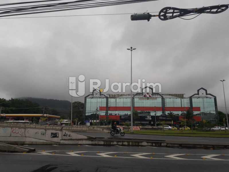 Prédio - Imóveis Aluguel Prédio Comercial Barra da Tijuca - LAPR00036 - 6