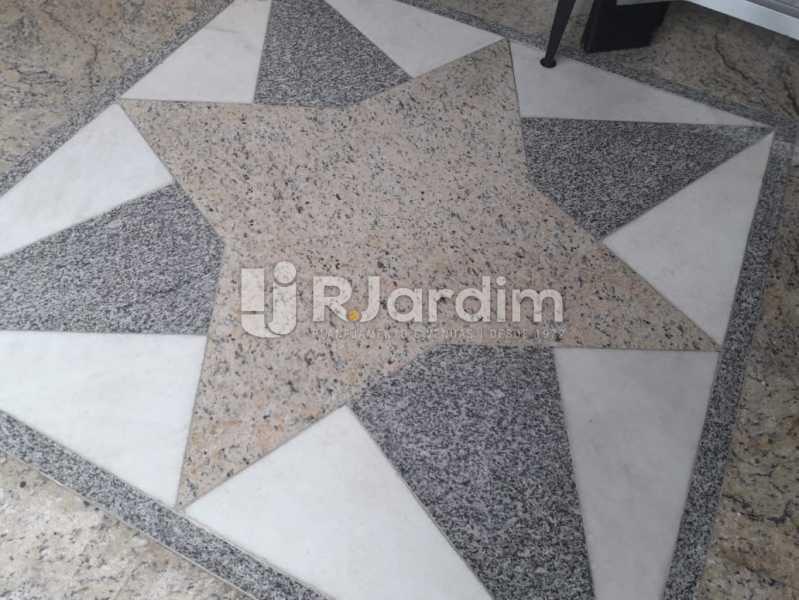 Piso em mármore - Imóveis Aluguel Prédio Comercial Barra da Tijuca - LAPR00036 - 4