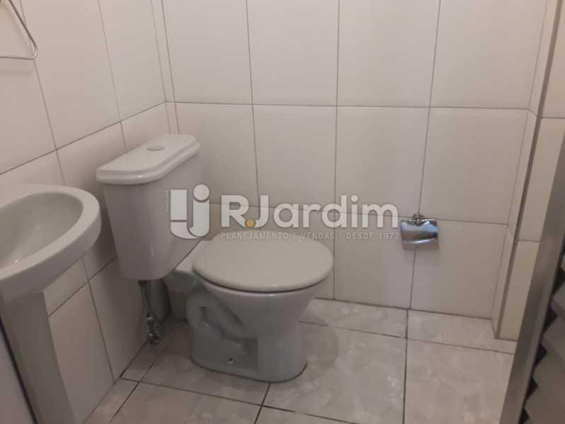Banheiro - Imóveis Aluguel Prédio Comercial Barra da Tijuca - LAPR00036 - 13