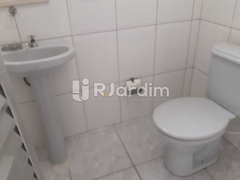 Banheiro - Compra Venda Avaliação Imóveis Prédio Comercial Barra da Tijuca - LAPR00037 - 10
