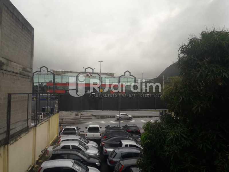 Vista do prédio - Compra Venda Avaliação Imóveis Prédio Comercial Barra da Tijuca - LAPR00037 - 13