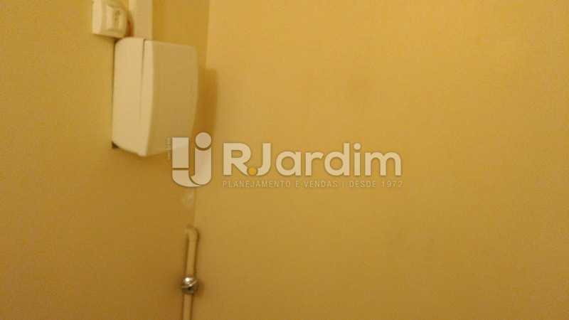 Banheiro - Compra Venda Avaliação Imóveis Sala Comercial Centro - LASL00163 - 19
