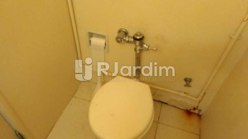 Banheiro - Compra Venda Avaliação Imóveis Sala Comercial Centro - LASL00163 - 18