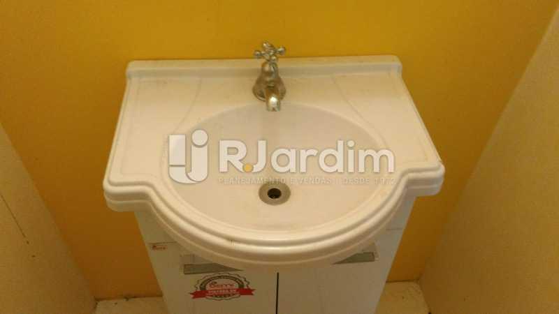 Banheiro - Compra Venda Avaliação Imóveis Sala Comercial Centro - LASL00163 - 17
