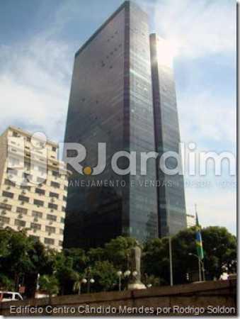 Fachada - Compra Venda Avaliação Imóveis Sala Comercial Centro - LASL00163 - 21