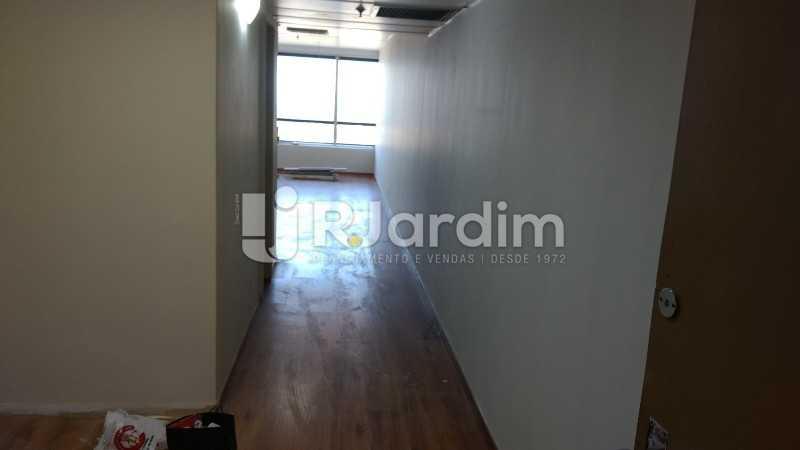 Corredor - Compra Venda Avaliação Imóveis Sala Comercial Centro - LASL00163 - 16