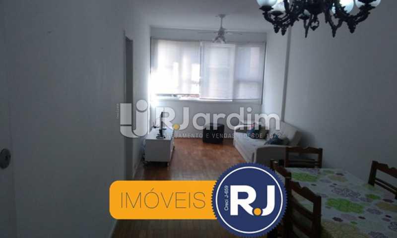 Sala - Compra Venda Avaliação Imóveis Apartamento Copacabana 3 Quartos - LAAP31762 - 1