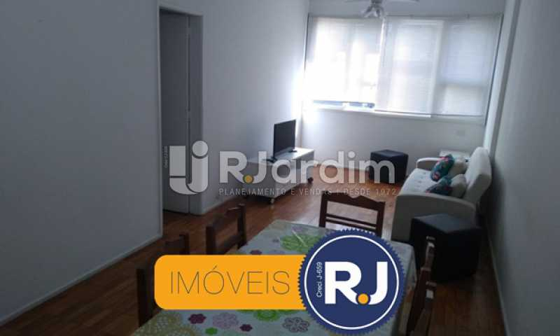 Sala - Compra Venda Avaliação Imóveis Apartamento Copacabana 3 Quartos - LAAP31762 - 3