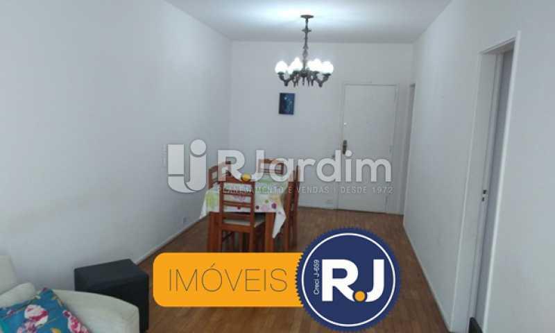 Sala - Compra Venda Avaliação Imóveis Apartamento Copacabana 3 Quartos - LAAP31762 - 4