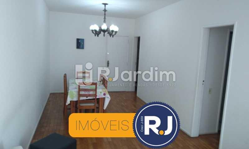 Sala - Compra Venda Avaliação Imóveis Apartamento Copacabana 3 Quartos - LAAP31762 - 5