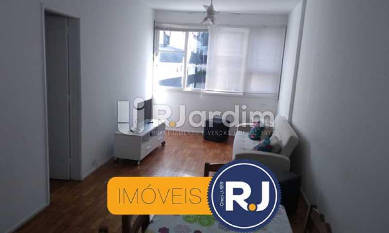 Sala - Compra Venda Avaliação Imóveis Apartamento Copacabana 3 Quartos - LAAP31762 - 6