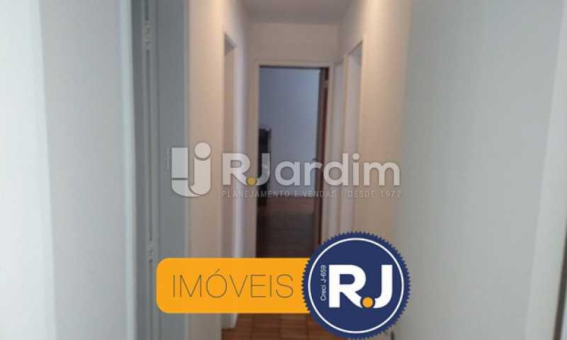 Corredor - Compra Venda Avaliação Imóveis Apartamento Copacabana 3 Quartos - LAAP31762 - 8