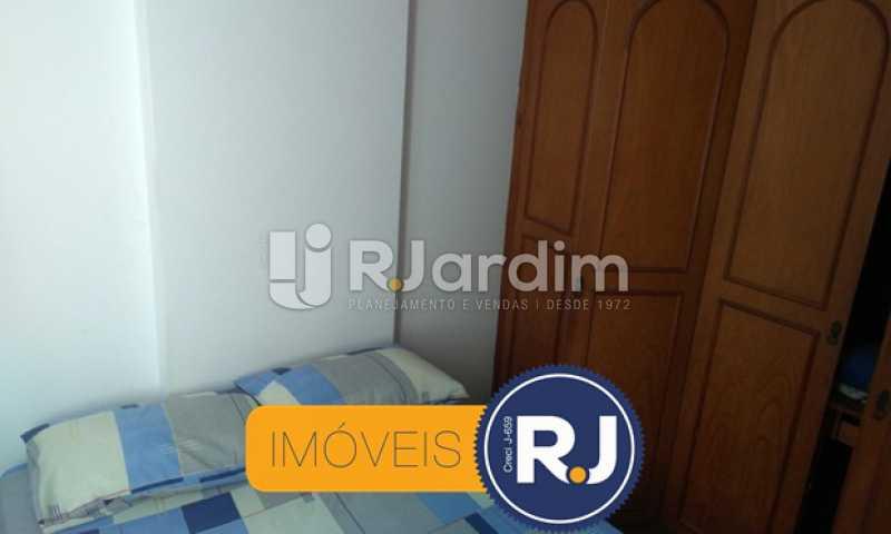 Quarto - Compra Venda Avaliação Imóveis Apartamento Copacabana 3 Quartos - LAAP31762 - 9