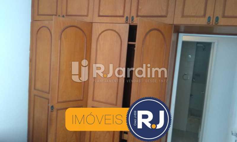 Quarto - Compra Venda Avaliação Imóveis Apartamento Copacabana 3 Quartos - LAAP31762 - 10