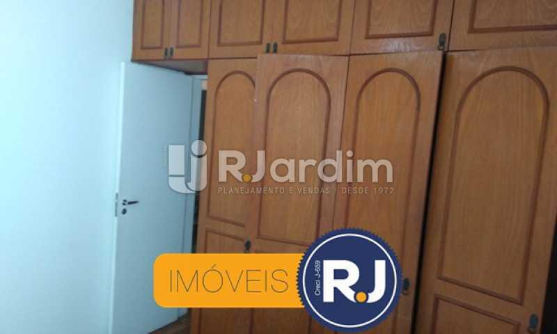 Quarto 2 - Compra Venda Avaliação Imóveis Apartamento Copacabana 3 Quartos - LAAP31762 - 13
