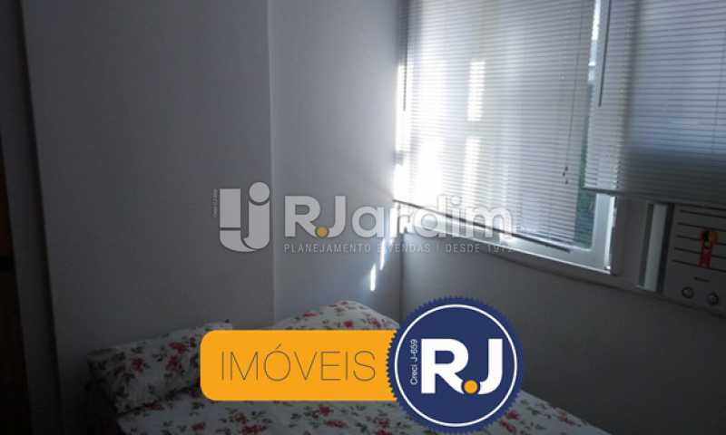 Quarto 2 - Compra Venda Avaliação Imóveis Apartamento Copacabana 3 Quartos - LAAP31762 - 14