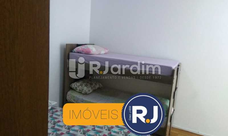 Quarto 3 - Compra Venda Avaliação Imóveis Apartamento Copacabana 3 Quartos - LAAP31762 - 15