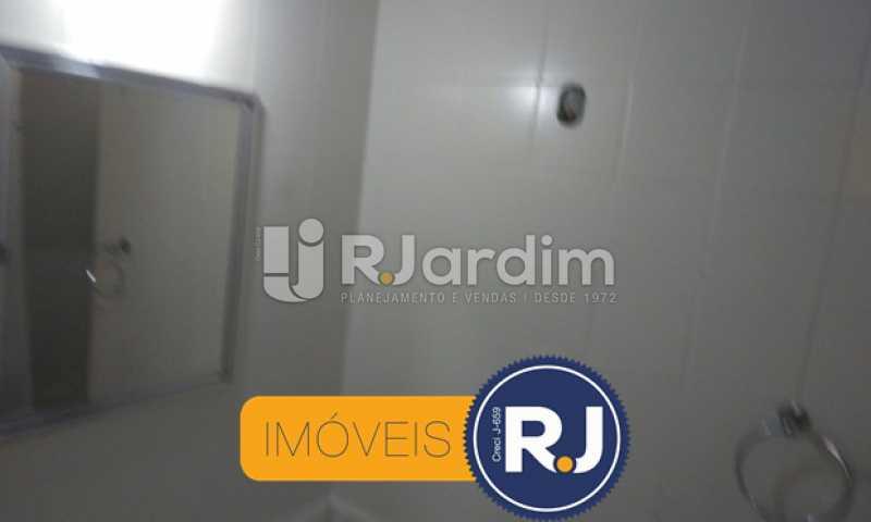 Banheiro Social - Compra Venda Avaliação Imóveis Apartamento Copacabana 3 Quartos - LAAP31762 - 18