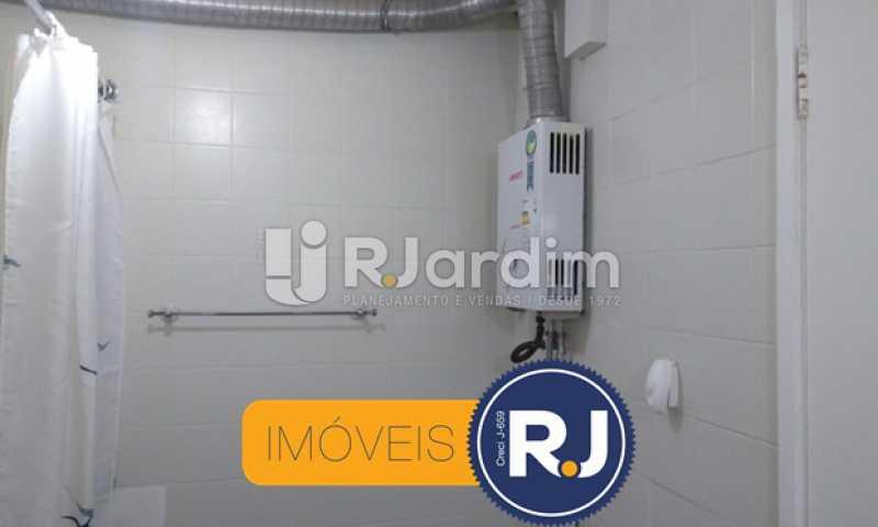 Banheiro Social - Compra Venda Avaliação Imóveis Apartamento Copacabana 3 Quartos - LAAP31762 - 20