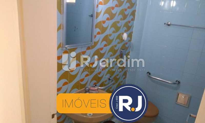 Banheiro Social 2 - Compra Venda Avaliação Imóveis Apartamento Copacabana 3 Quartos - LAAP31762 - 23
