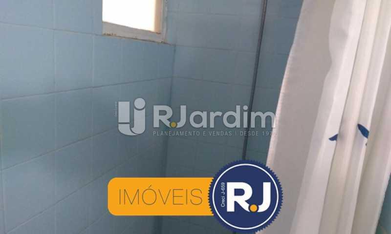 Banheiro Social 2 - Compra Venda Avaliação Imóveis Apartamento Copacabana 3 Quartos - LAAP31762 - 24