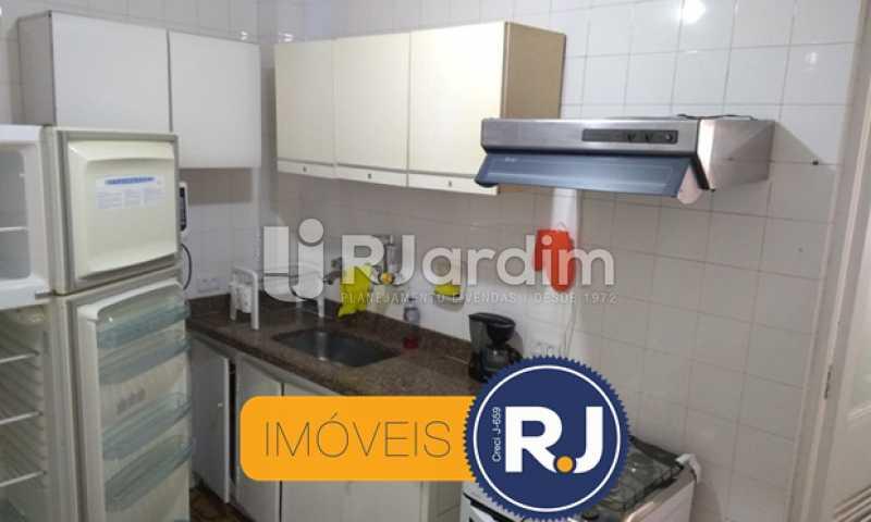 Cozinha - Compra Venda Avaliação Imóveis Apartamento Copacabana 3 Quartos - LAAP31762 - 25