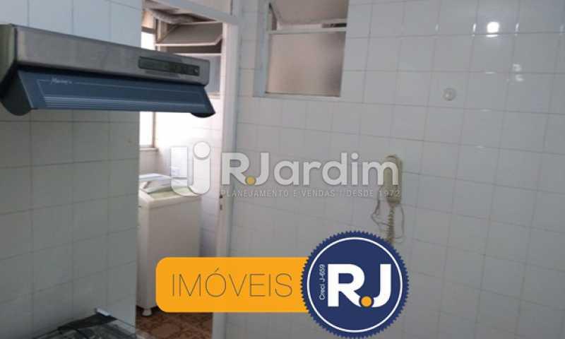 Cozinha - Compra Venda Avaliação Imóveis Apartamento Copacabana 3 Quartos - LAAP31762 - 26