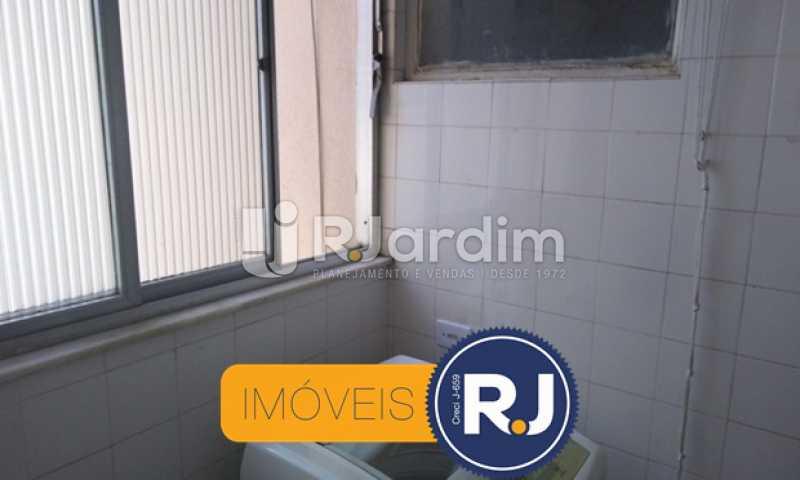 ÁREA - Compra Venda Avaliação Imóveis Apartamento Copacabana 3 Quartos - LAAP31762 - 27