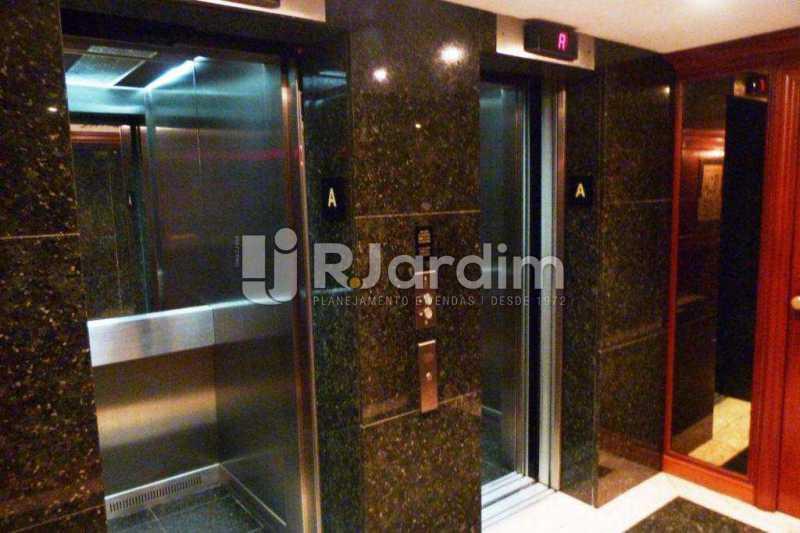 Elevadores - imóveis Aluguel Sala Comercial Leblon - LASL00164 - 21