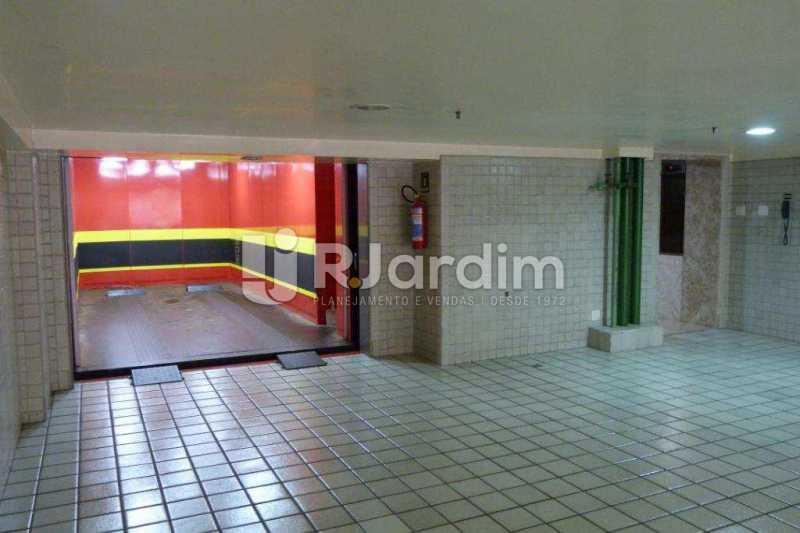 Garagem - imóveis Aluguel Sala Comercial Leblon - LASL00164 - 20