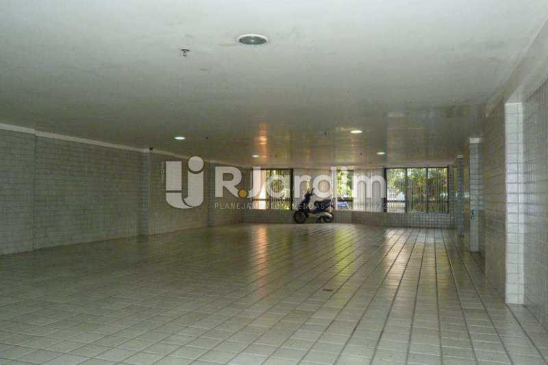 Vagas Amplas 2 - imóveis Aluguel Sala Comercial Leblon - LASL00164 - 22